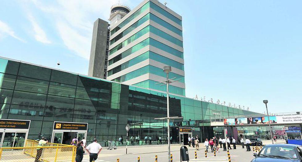 Aeropuerto Jorge Chávez ampliará su capacidad