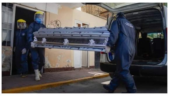 Un total de 25 fallecidos se registraron en la provincias de Trujillo. Además, de 28 nuevos infectados y el número se incrementó a 102,413. (Foto: Randy Reyes)