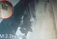 La Libertad: Delincuente roba dos bolsas de pañales en farmacia  (VIDEO)