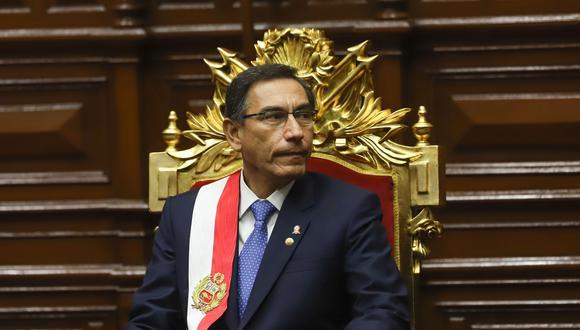 La bancada del Frente Amplio también impulsará una moción de vacancia contra Martín Vizcarra. (Foto: GEC)