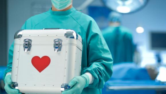 Los órganos donados fueron trasladados en coordinación con la Fuerza Aérea del Perú (FAP).