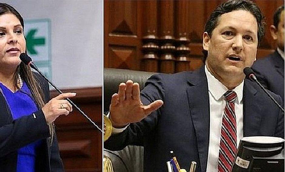 No existe video que pruebe agresión verbal de Daniel Salaverry a congresista Beteta