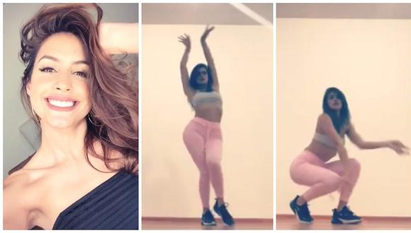 Milett Figueroa causa furor en Instagram con sensual baile (VIDEO)