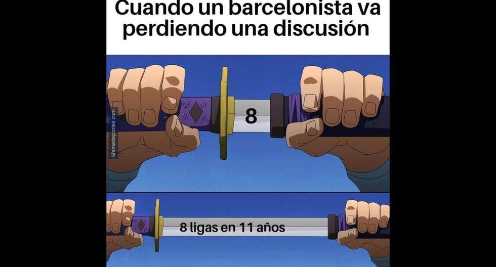 Barcelona vs. Valladolid: los mejores memes del partido. (Foto: Facebook)