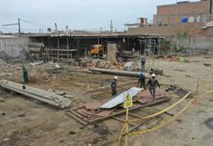 Chimbote: Se inicia construcción de taller municipal por S/ 8 millones