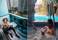 Joven no tenía un techo para dormir y ahora es millonario gracias a las redes sociales a sus 25 años (FOTOS)