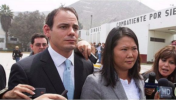PJ decide este 11 de octubre futuro de investigaciones contra Keiko y Fuerza Popular