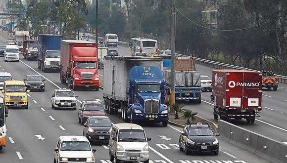 El MTC aseveró que ha desarrollado una serie de medidas a favor del gremio de transportistas pero que continúan abiertos al diálogo. (Foto: GEC)