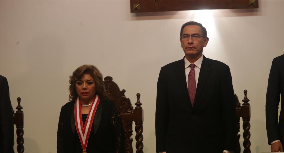 MP reitera al Equipo Especial que no puede investigar a Martín Vizcarra