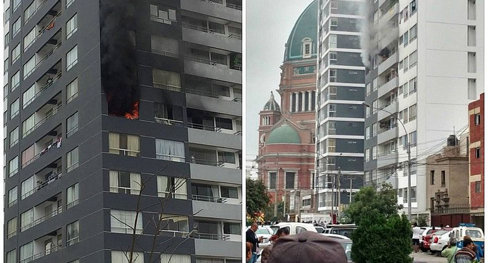 Incendio consume parte de un edificio en Magdalena (VIDEO)
