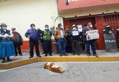 Puno: Dirigentes de la cuenca Coata anuncian huelga indefinida