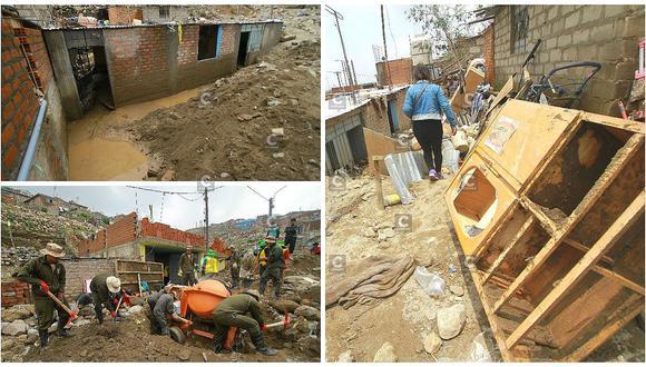 INEI empieza con el empadronamiento de familias damnificadas en Arequipa