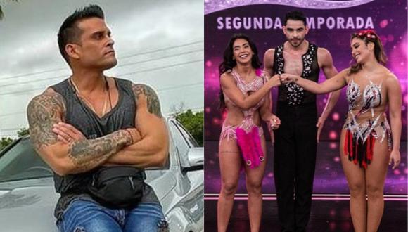 "Christian Domínguez explicó porque no irá a ""Reinas del show"" con sus compañeros de ""América Hoy"". (Foto: @christiandominguezof/GV Producciones)"