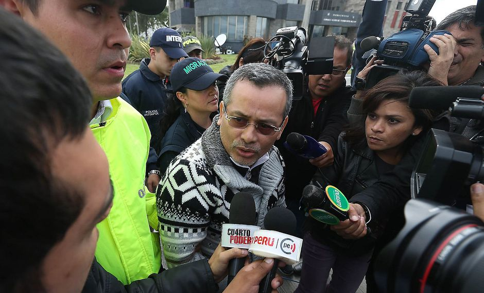 Rodolfo Orellana y su esposa fueron condenados a 5 años de cárcel por ingresar celular a penal de Áncón