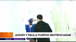 Jazmín Pinedo tuvo insólita reacción contra reportero tras quedar sentenciada en 'Reinas del Show' (VIDEO)