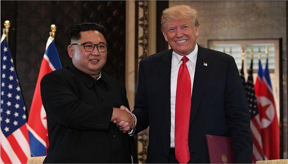 """Donald Trump señaló que el mundo está ahora más lejos de una """"catástrofe nuclear"""""""