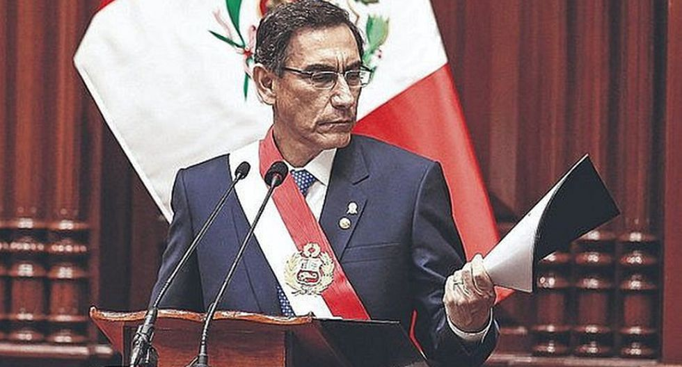 Martín Vizcarra (Foto: Diario Correo)