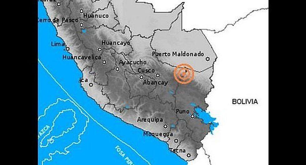 Puno: San Gaban y Lampa sintieron movimientos sísmicos en horas de la mañana