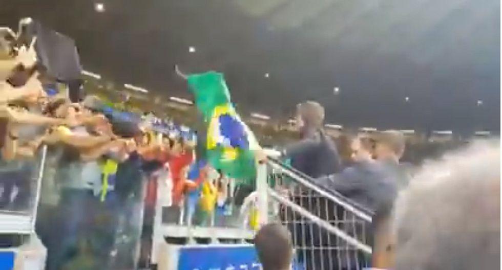 Perú vs. Brasil: AFA reclama al VAR la presencia de Jair Bolsonaro en semifinal (VIDEO)