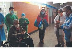 Cardiólogo y profesora cesante ganan lucha contra el coronavirus en Chimbote