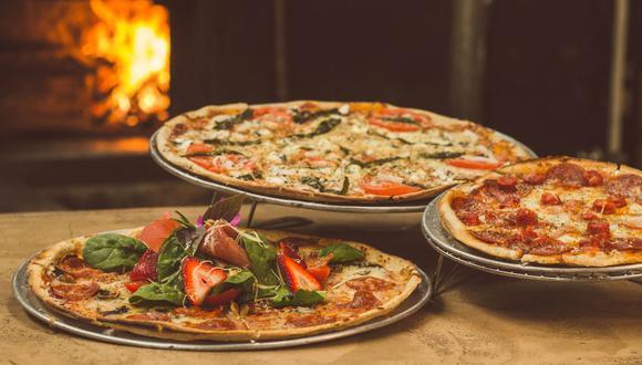 Para matar el antojo de pizza no necesitas pedir delivery. Aprende cómo hacerlas en tu propia casa. (Foto: pexels)