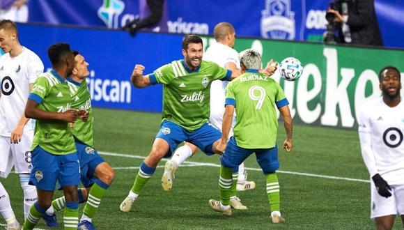 Raúl Ruidíaz anota gol y clasifica a la final de la MLS (Foto: Reuters)