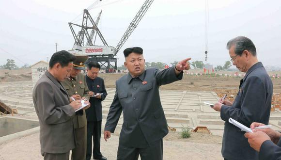 Corea del Norte: Kim Jong-Un ordenó a sus tropas alistarse para combate