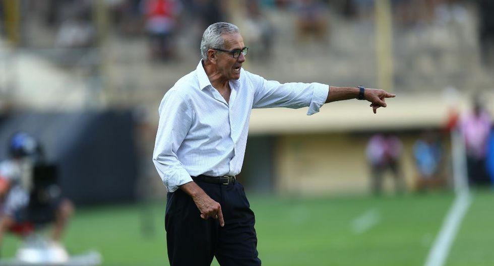 El entrenador uruguayo ha tenido un comienzo de año soñado con la 'U'.