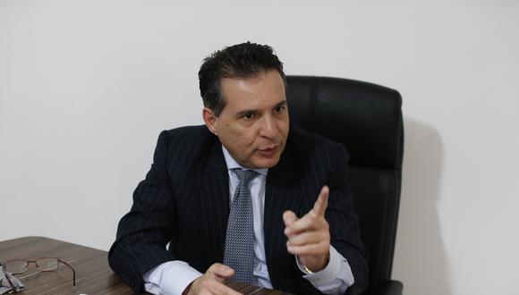 Presidente de la Comisión de Constitución descartó conformar el Gabinete Ministerial que se conforme durante el mandato de Manuel Merino
