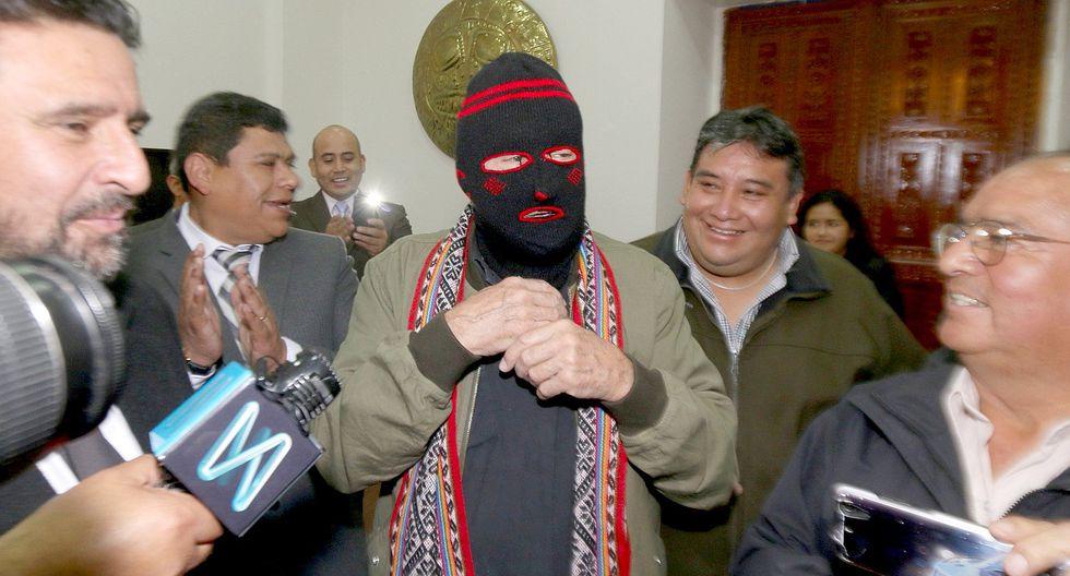 Robert De Niro se viste con prendas típicas durante homenaje en Cusco (VIDEO)