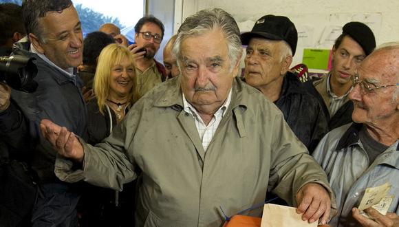 """Mujica: """"No sirvo como jubilado tirado en un rincón acariciando recuerdos"""""""
