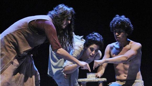 Obra 'SED' se estrena en Teatro del Centro Cultural de la PUCP