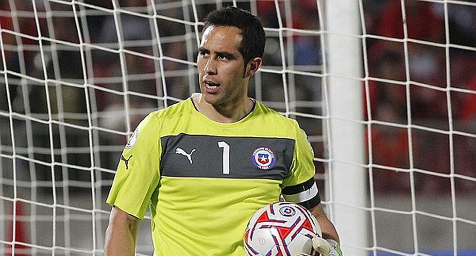 Claudio Bravo le puso fecha a su retiro de la Selección de Chile