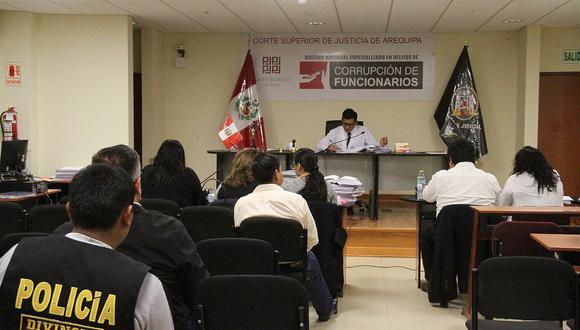 Los Correcaminos del Sur 2 recibieron 15 meses de prisión preventiva