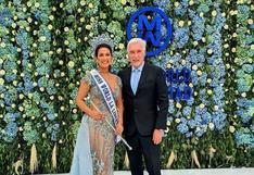 """Tito Paz en busca de representante peruana que pueda traer la corona del certamen """"Miss Earth 2021″"""