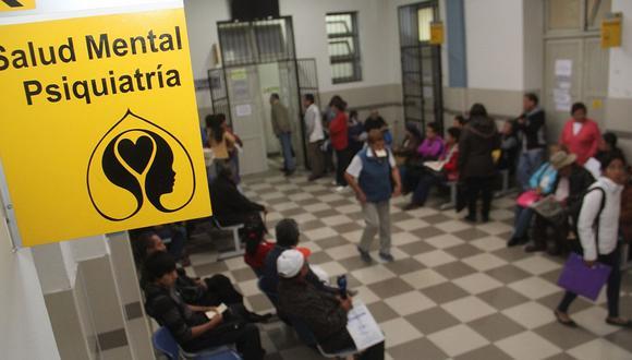 70% de pacientes que acuden a un centro de salud mental son menores de 18 años