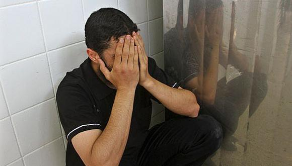 """96% de hombres que sufren de violencia no denuncian por """"vergüenza"""""""