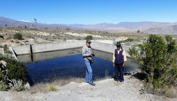Tacna: la carencia del vital recurso hídrico ha limitado las actividades en el sector agrícola en el distrito de Ite. (Foto referencial)