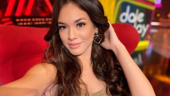 Jazmín Pinedo confirma su soltería. (@jazminpinedo).