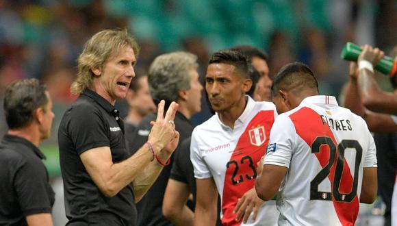 La selección peruana volverá en junio para las Eliminatorias Qatar 2022. (Foto: AFP)