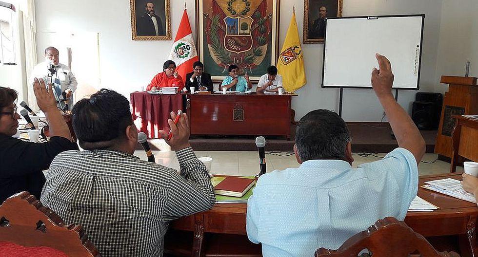 Inician acciones administrativas contra exalcalde y funcionarios