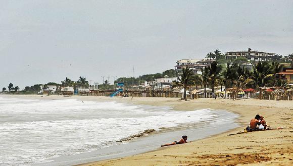 Las playas del norte del país son un destino muy visitado durante los veranos. (Foto: GEC)