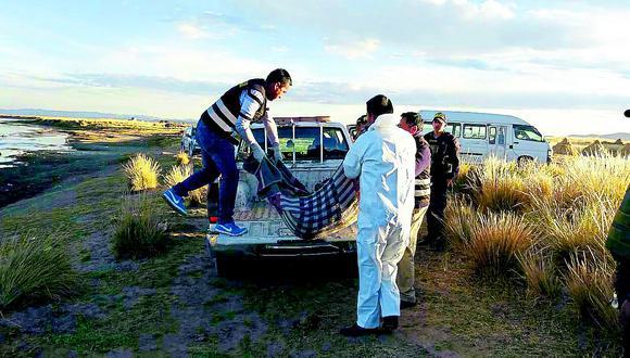 Hallan cadáver de músico desaparecido en gélidas aguas del lago Titicaca