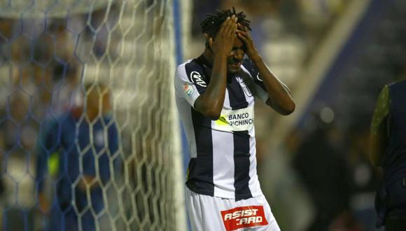 Alianza Lima vive una pesadilla.  (Foto: GEC)