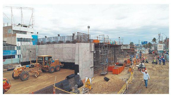 El gobierno regional aprueba S/18 millones en adicionales para obra de Av. Sánchez Cerro