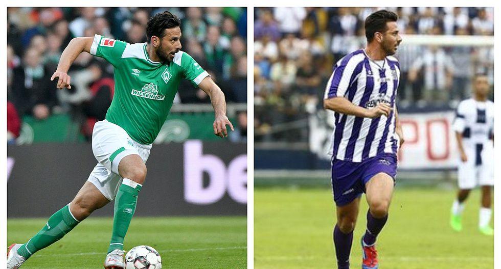 Alianza Lima y Werder Bremen intercambian mensajes sobre Claudio Pizarro