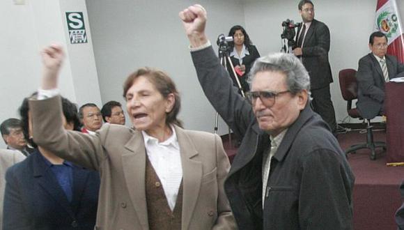 Elena Iparraguirre  (Foto Lino Chipana / archivo El Comercio)