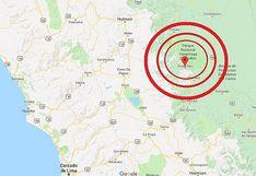 Pasco: sismo de magnitud 4.1 se registró en Puerto Bermúdez, Oxapampa