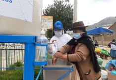 Mercados se olvidaron del lavado de manos y son focos de contagios