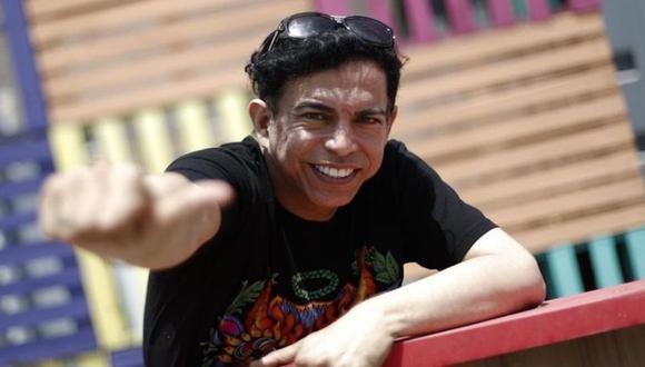 Ernesto Pimentel se reinventa con el circo de 'La Chola Chabuca'. (GEC)